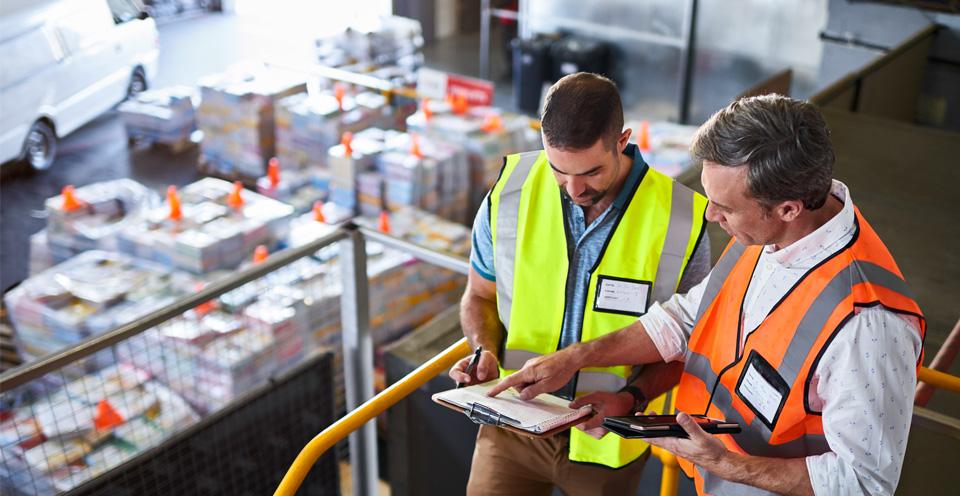 Logistics Storage Ireland