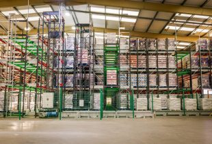 Moffett Automated Storage Teams