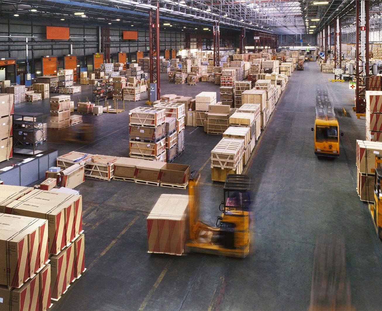 Storage Consultancy Ireland